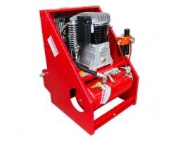 Compressore A Trattore Ferroni 800 Litri 2 Cilindri