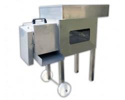 Sgusciatrice Elettrica Professionale Monofase Inox