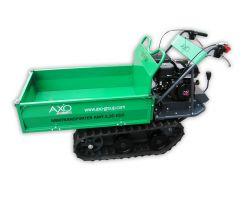 Motocarriola 6,5 Hp AXO Benzina AMT-3,2C-G55 Transporter Dumper
