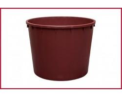 Mastello Tino Rosso/Bianco 500 Lt