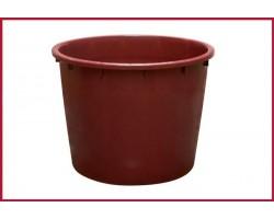 Mastello Tino Rosso/Bianco 350 Lt