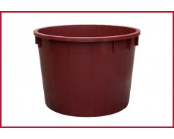 Mastello Tino Rosso/Bianco 1000 Lt