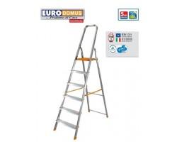 Scala Doppia Eurodomus Altezza 1,39 Metri