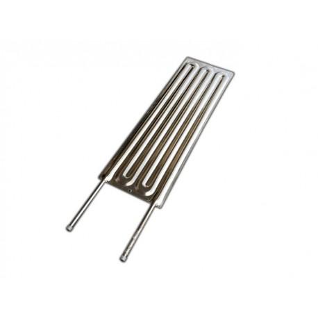 Piastra refrigerante 600x380 acciaio inox - Piastra in acciaio inox per cucinare ...