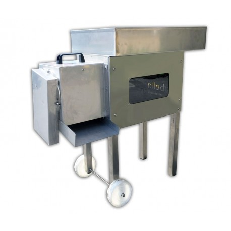 Passapomodoro Elettrica Professionale Monofase Inox