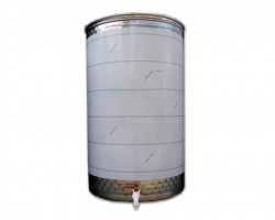 Serbatoio Acciaio Inox 640 Litri
