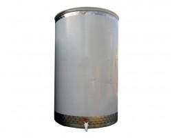Serbatoio Acciaio Inox 1000 Litri