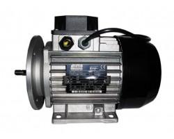 Motore Elettrico Monofase 1,2 Hp Albero Cilindrico Filettato