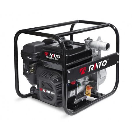 Motopompa a Scoppio Rato RT50ZB26-3.6Q Benzina 212 cc