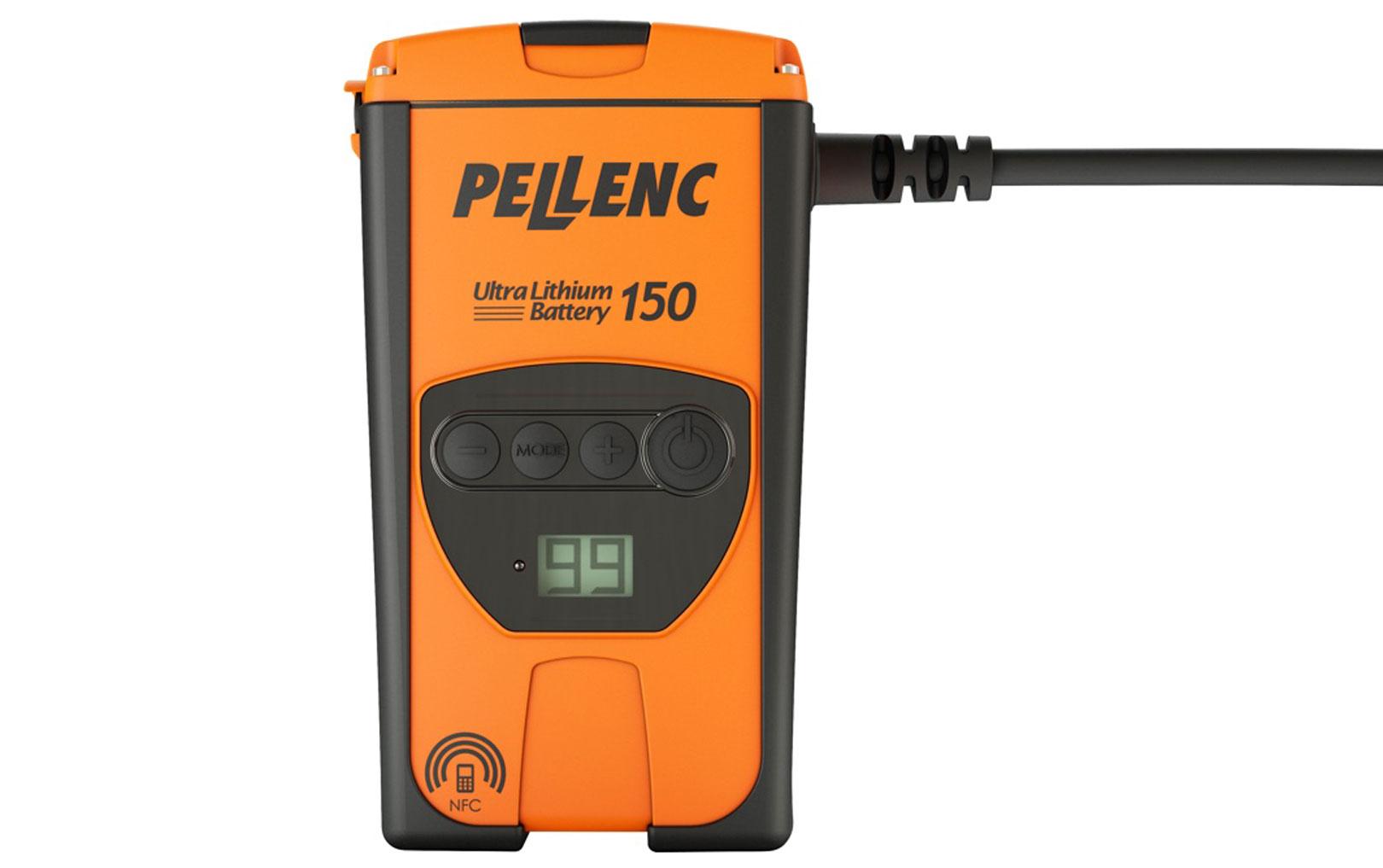 forbice pellenc vinion 150 a batteria (2