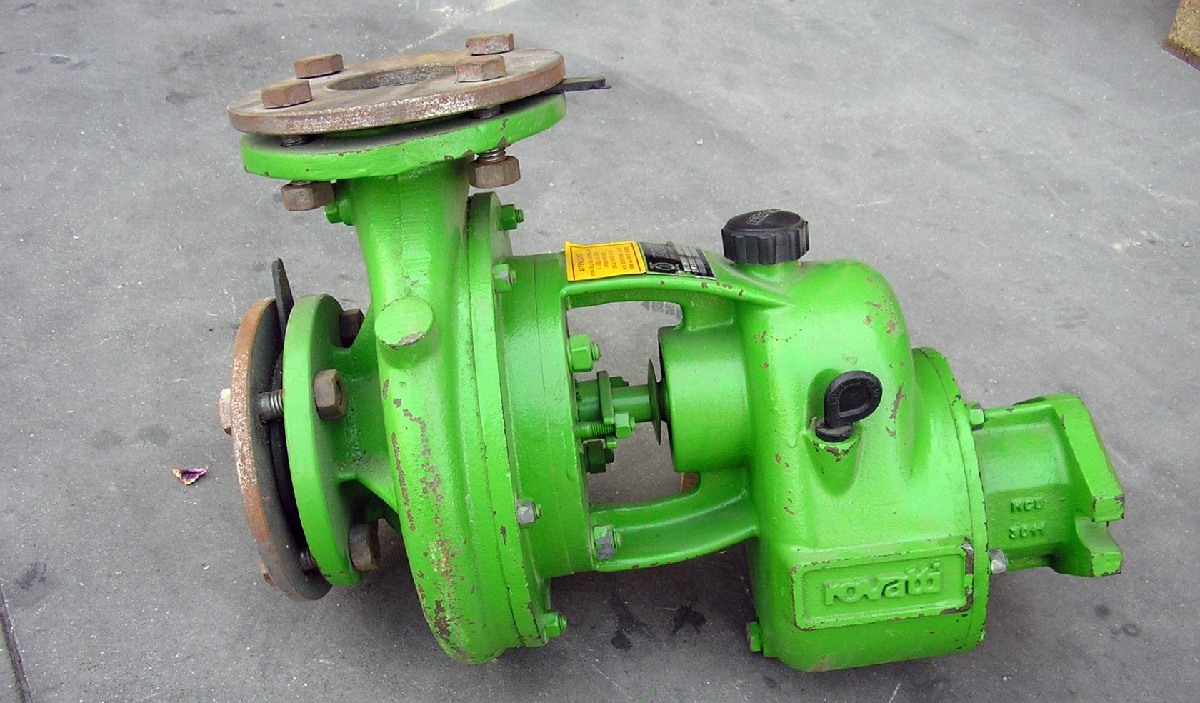 Pompa rovatti fc 50 per motocoltivatori rimanenza di for Trincia x motocoltivatore
