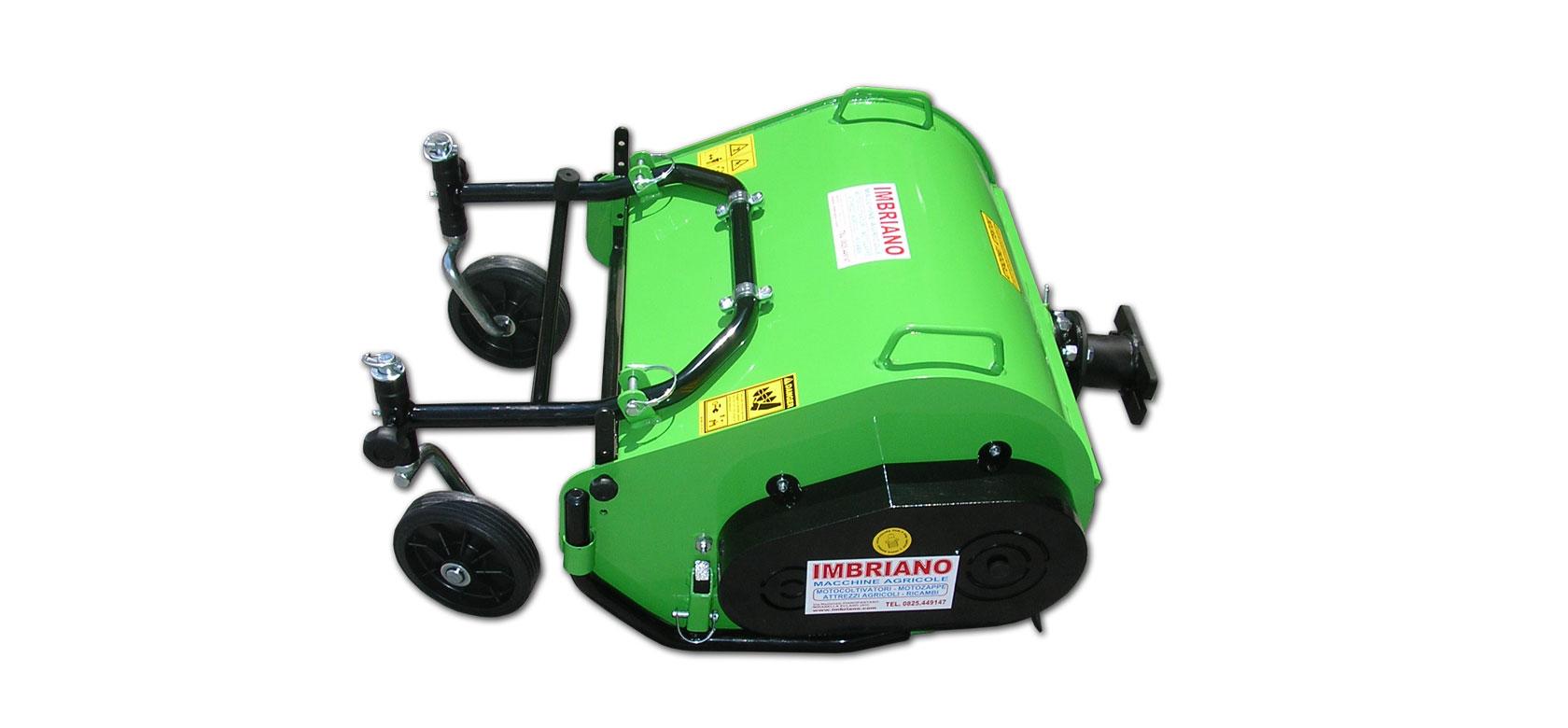 Trincia per motocoltivatori 60 cm imbriano srl for Trincia usata per motocoltivatore bcs