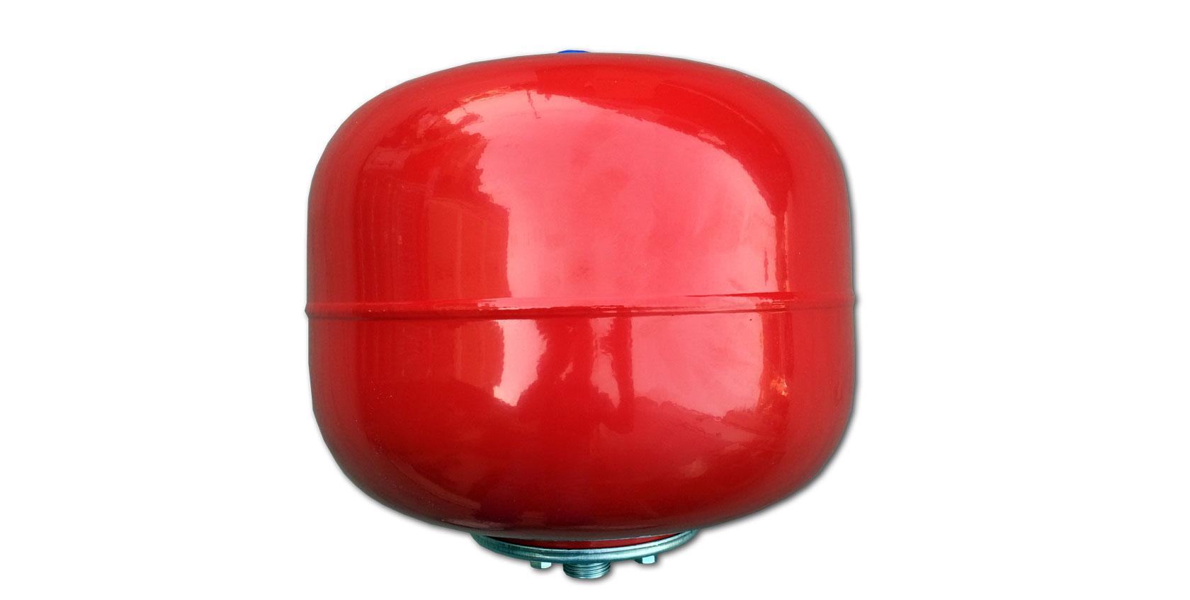 Vaso espansione autoclave membrana 24 lt imbriano srl for Vasi di espansione a membrana