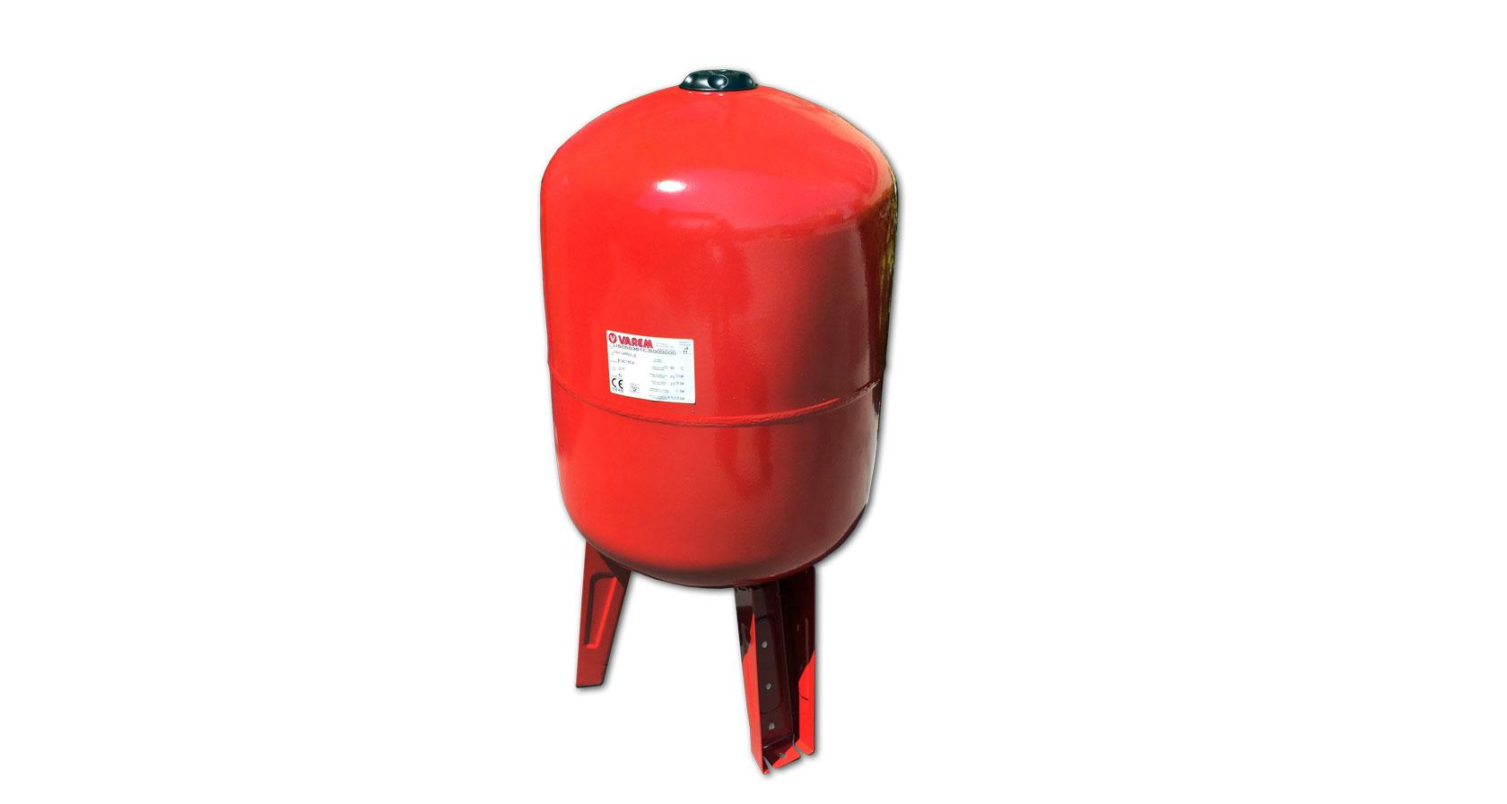 Vaso espansione autoclave membrana 50 lt for Vasi di espansione a membrana
