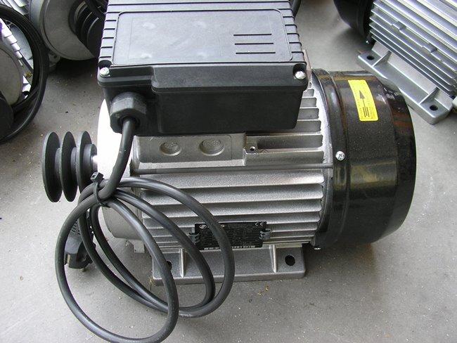 Il meglio di potere: motore elettrico monofase usato flangiato