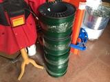 Filo Decespugliatore Quadro 3 mm - 1090 Mt - Cormik