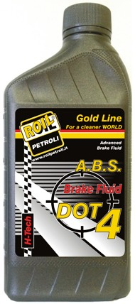 Lubrificante ABS Brake Fluid Dot 4