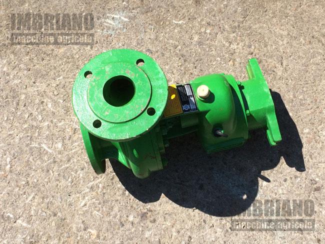 Pompa rovatti usata mulino elettrico per cereali for Pompa per motocoltivatore
