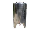 Botte Acciaio Inox Aisi 316 Chiusa Completa 570 Litri thumb